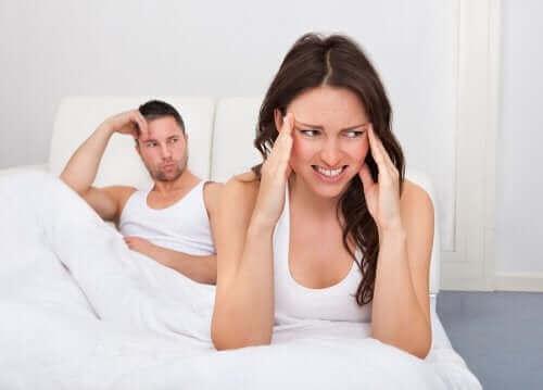 メンタルヘルスと無オルガズム症の関係