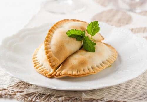ビーガン用エンパナーダ:美味しい2つのレシピ