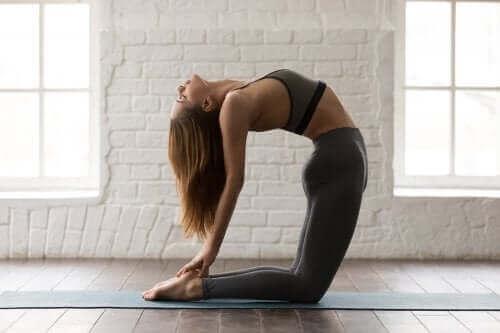 腹筋を鍛えるのに役立つヨガのポーズ5選