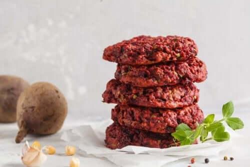 肉類の消費量を減らすための5つのアドバイス ベジバーガー