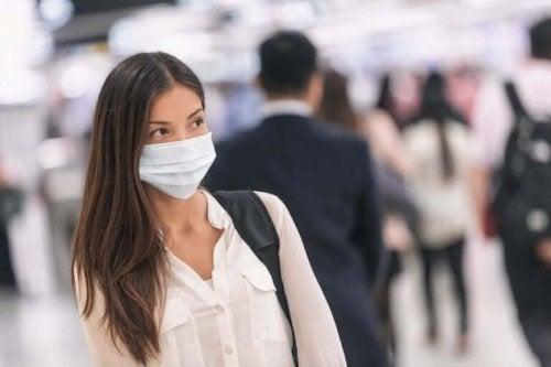 新型コロナウイルスの予防法