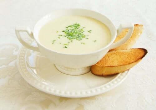 アスパラのスープ 特性