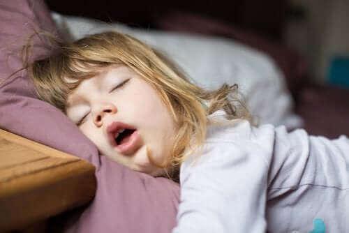 小児睡眠障害:検査と治療法について