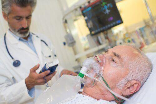 急性の重症喘息:その症状と治療法 低酸素