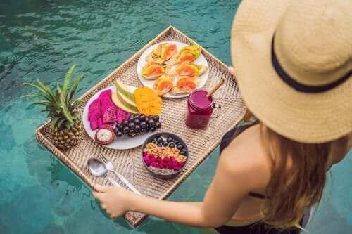 夏はこの食習慣で理想の体重を維持しよう