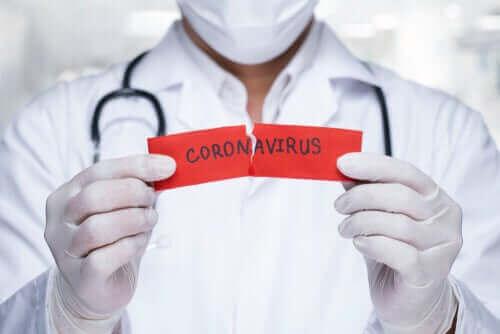 新型コロナウイルスに関する間違った情報について