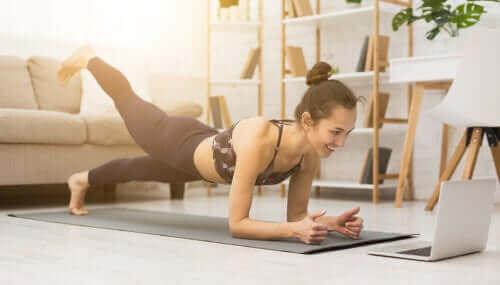 ロックダウン中でも健康的な習慣を維持する方法
