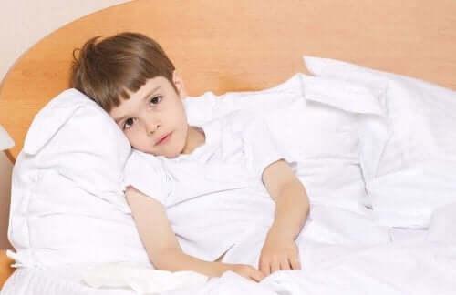 子供の貧血に関する7つの警告サイン 皮膚の青白さ