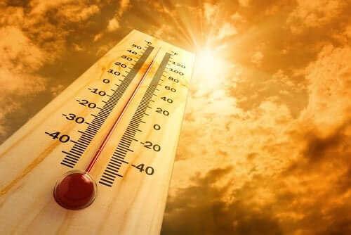 熱が体に及ぼす6つの影響