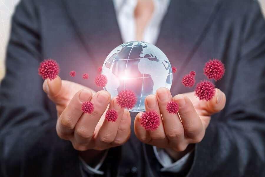 新型コロナウイルスのパンデミック:大切な用語の理解 世界のウイルス