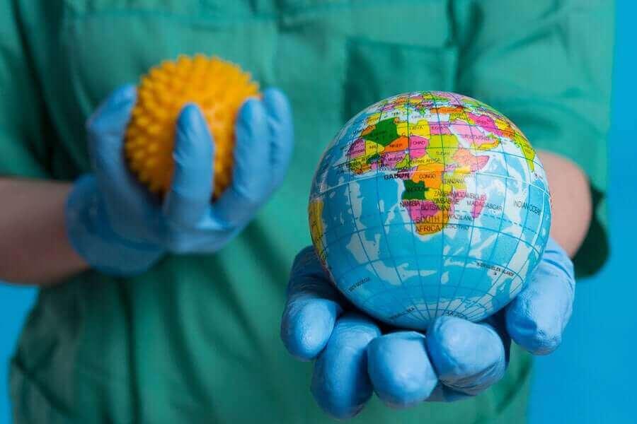 新型コロナウイルスのパンデミック:大切な用語の理解