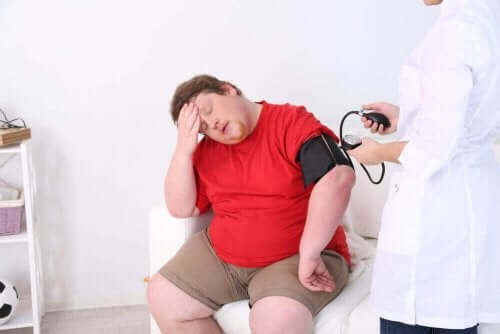 暑さに最も脆弱なリスクグループについて 肥満の男性