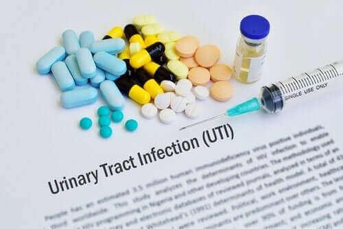 尿路感染症のための抗生物質