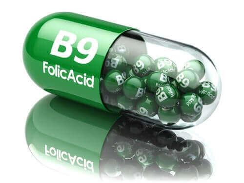 天然葉酸塩と人工葉酸の違い