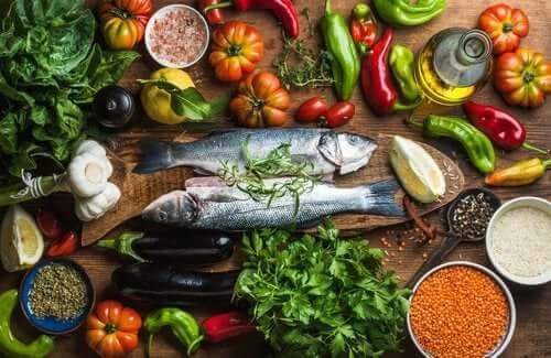 地中海式食事法に匹敵する食事法5種