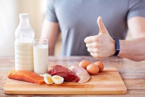 栄養と腎不全:知っておくべきすべてのこと タンパク質の摂取量