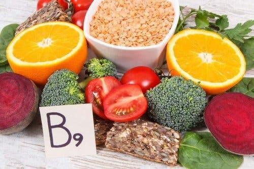 ビタミンB9の供給源 天然葉酸塩と人工葉酸の違い