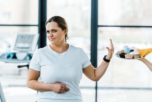 ソルビトール不耐症患者向けの食事療法