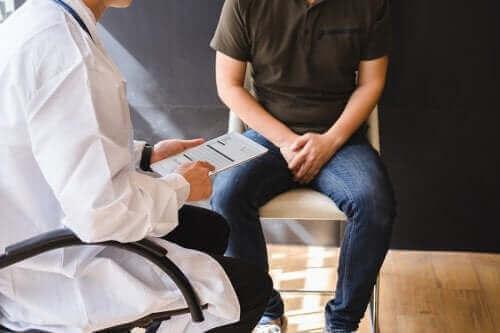 ペニスのぶつぶつの原因と治療法
