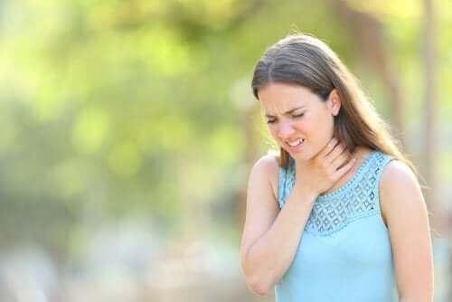 鼻水が喉におりてくるのを治したいとき