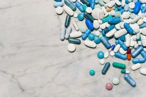 薬の安定性の喪失 薬を潰す