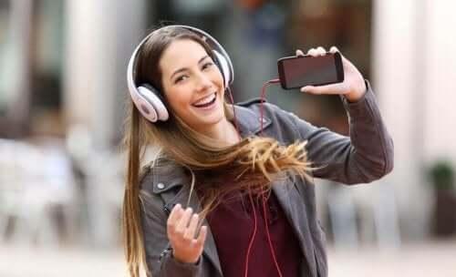 音楽と気分 騒音