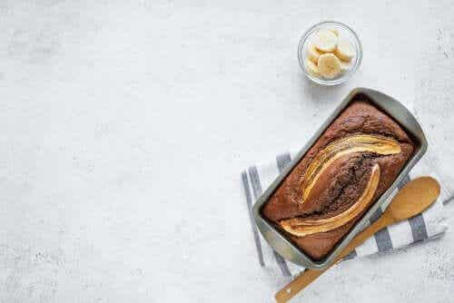 簡単!美味しい!バナナブレッドの作り方
