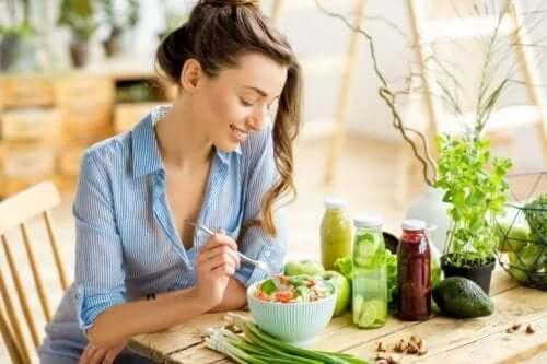 ヘルシーな食事 クローン病をコントロールする