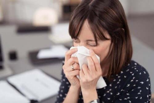どのようにアレルギーが発症したか アレルギー反応