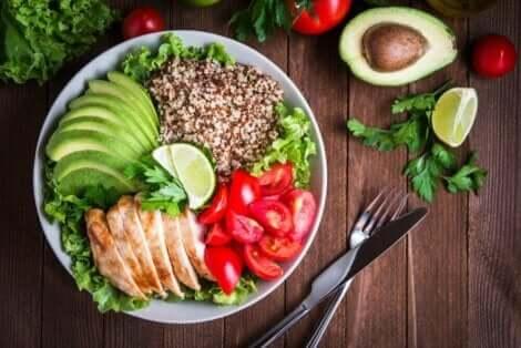 抗酸化物質の豊富な食事 がん患者の適切な食事