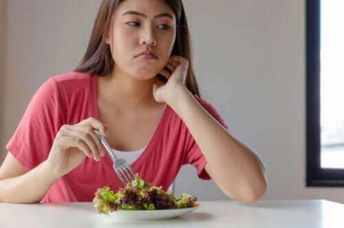 ビタミン欠乏が引き起こす可能性のある病気