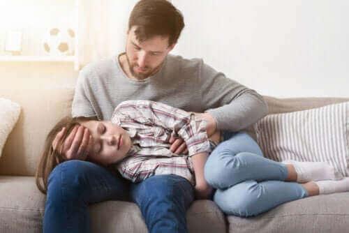 子供の片頭痛を緩和するのに役立つ自然療法