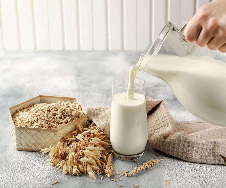 植物性ミルクの成分と効能について 様々な種類のミルク