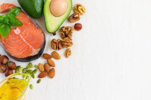 慢性疾患の管理に役立つ栄養素と食品 オメガ3脂肪酸