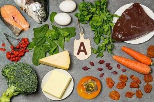ビタミン欠乏が引き起こす可能性のある病気 ビタミンA
