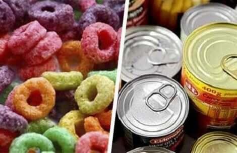 加工食品の摂取をやめる がん患者