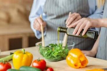 脂肪分は食生活に欠かせない栄養!