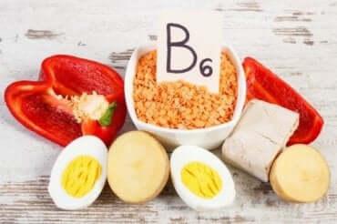 ビタミンB6の働きについて知ろう