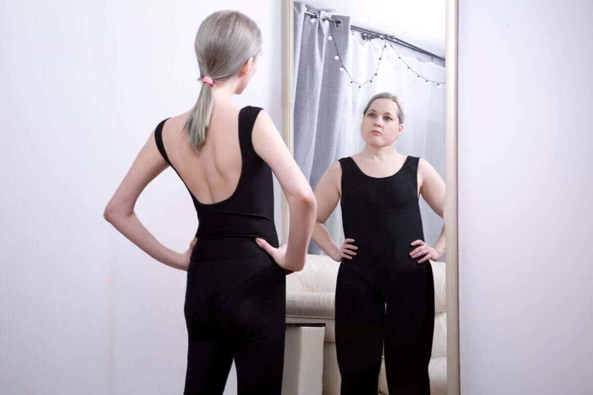サドレキシア:一般的になりつつある摂食障害 ボディーイメージ