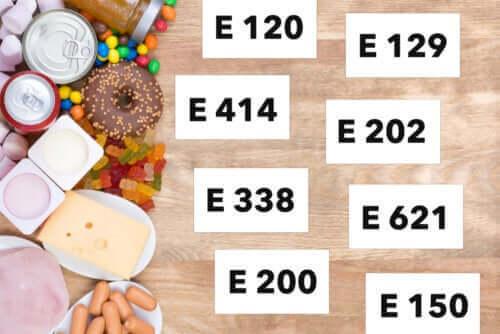 食品添加物にはどんな種類があるの?