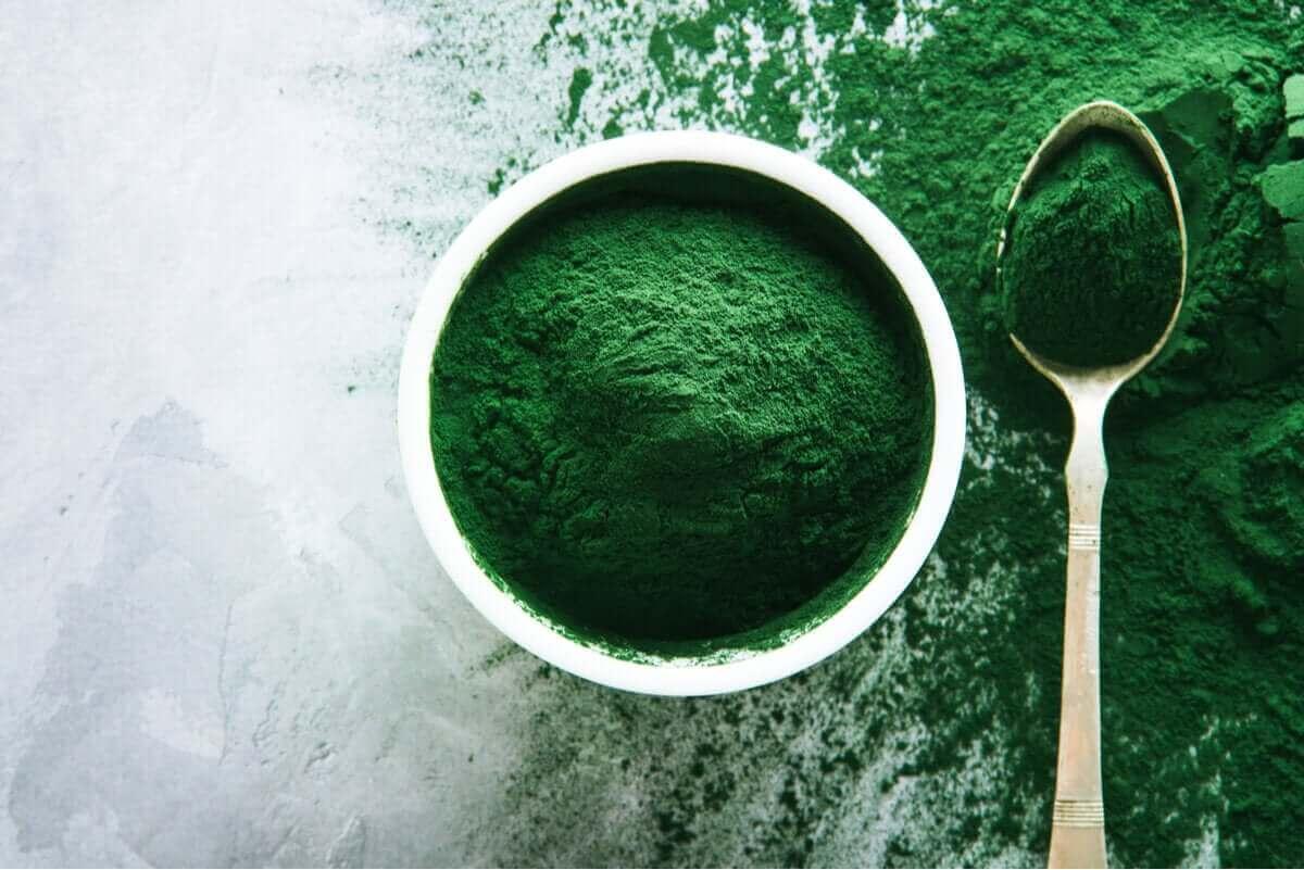 スピルリナを服用する際の5つの注意事項と禁忌 粉末スピルリナ
