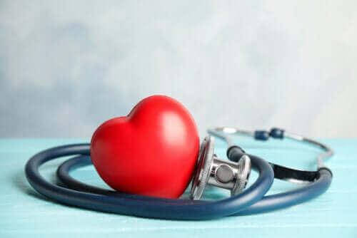 6つの心臓病の症状