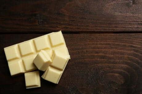 ホワイトチョコレート 最も健康的なチョコレートとは?
