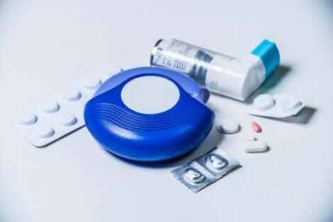 吸入器とテルブタリン:何のために使われるの?