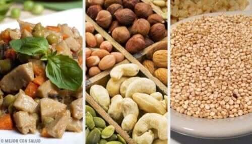 食事の動物性タンパク質を置き換えるための代替手段