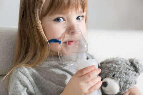 子供の生活に影響を与える小児喘息:原因と診断