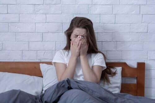 【どうすればいいの】ストレスによる不眠症