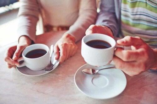 コーヒー レモン