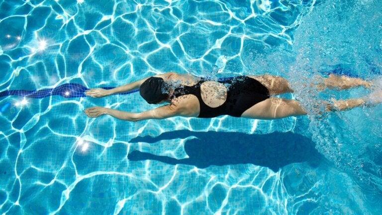 水泳の健康上の利点について